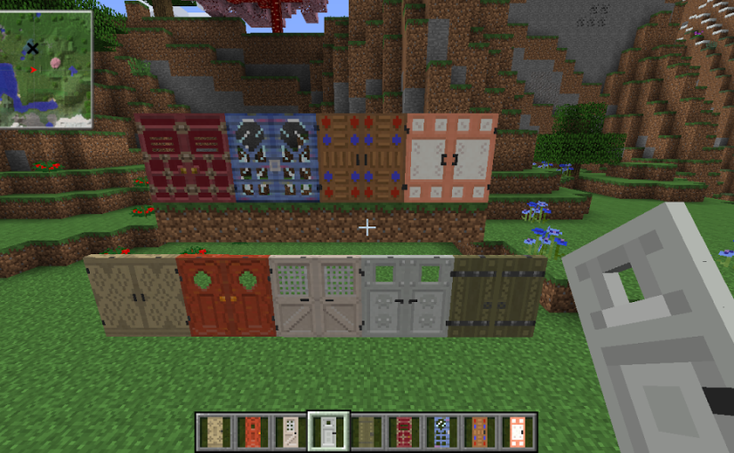 ExtrabiomesXL 3.16 for Minecraft 1.7.10 – Not Quite a Textbook Release.